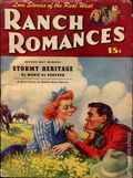 Ranch Romances (1924-1968 Clayton/Warner/Best Books/Literary Enterprises/Popular) Pulp Vol. 126 #1