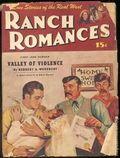 Ranch Romances (1924-1968 Clayton/Warner/Best Books/Literary Enterprises/Popular) Pulp Vol. 126 #2