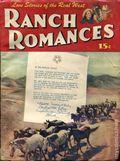 Ranch Romances (1924-1968 Clayton/Warner/Best Books/Literary Enterprises/Popular) Pulp Vol. 126 #4