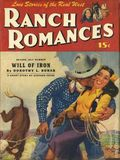 Ranch Romances (1924-1968 Clayton/Warner/Best Books/Literary Enterprises/Popular) Pulp Vol. 127 #1