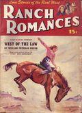 Ranch Romances (1924-1968 Clayton/Warner/Best Books/Literary Enterprises/Popular) Pulp Vol. 127 #2