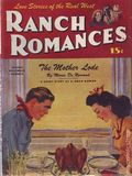 Ranch Romances (1924-1968 Clayton/Warner/Best Books/Literary Enterprises/Popular) Pulp Vol. 129 #2