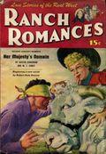 Ranch Romances (1924-1968 Clayton/Warner/Best Books/Literary Enterprises/Popular) Pulp Vol. 130 #2