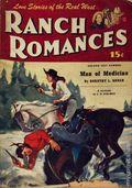 Ranch Romances (1924-1968 Clayton/Warner/Best Books/Literary Enterprises/Popular) Pulp Vol. 133 #3
