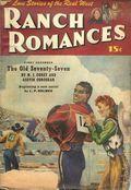 Ranch Romances (1924-1968 Clayton/Warner/Best Books/Literary Enterprises/Popular) Pulp Vol. 136 #1
