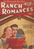 Ranch Romances (1924-1968 Clayton/Warner/Best Books/Literary Enterprises/Popular) Pulp Vol. 136 #2