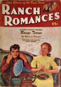 Ranch Romances (1924-1968 Clayton/Warner/Best Books/Literary Enterprises/Popular) Pulp Vol. 136 #4