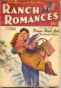 Ranch Romances (1924-1968 Clayton/Warner/Best Books/Literary Enterprises/Popular) Pulp Vol. 138 #1