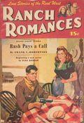 Ranch Romances (1924-1968 Clayton/Warner/Best Books/Literary Enterprises/Popular) Pulp Vol. 140 #3