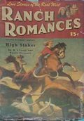 Ranch Romances (1924-1968 Clayton/Warner/Best Books/Literary Enterprises/Popular) Pulp Vol. 142 #2