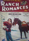 Ranch Romances (1924-1968 Clayton/Warner/Best Books/Literary Enterprises/Popular) Pulp Vol. 142 #4