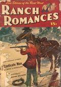 Ranch Romances (1924-1968 Clayton/Warner/Best Books/Literary Enterprises/Popular) Pulp Vol. 143 #3