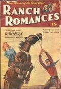 Ranch Romances (1924-1968 Clayton/Warner/Best Books/Literary Enterprises/Popular) Pulp Vol. 144 #1