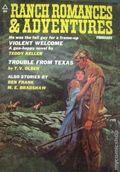 Ranch Romances & Adventures (1969-1971 Popular Library) Pulp Vol. 221 #2