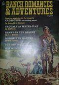 Ranch Romances & Adventures (1969-1971 Popular Library) Pulp Vol. 221 #4