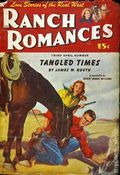 Ranch Romances (1924-1968 Clayton/Warner/Best Books/Literary Enterprises/Popular) Pulp Vol. 145 #1