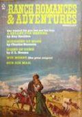 Ranch Romances & Adventures (1969-1971 Popular Library) Pulp Vol. 222 #2
