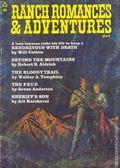 Ranch Romances & Adventures (1969-1971 Popular Library) Pulp Vol. 222 #3