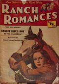 Ranch Romances (1924-1968 Clayton/Warner/Best Books/Literary Enterprises/Popular) Pulp Vol. 145 #4