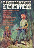 Ranch Romances & Adventures (1969-1971 Popular Library) Pulp Vol. 223 #1