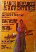 Ranch Romances & Adventures (1969-1971 Popular Library) Pulp Vol. 223 #2