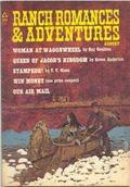 Ranch Romances & Adventures (1969-1971 Popular Library) Pulp Vol. 223 #4