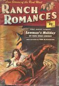 Ranch Romances (1924-1968 Clayton/Warner/Best Books/Literary Enterprises/Popular) Pulp Vol. 146 #4