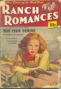 Ranch Romances (1924-1968 Clayton/Warner/Best Books/Literary Enterprises/Popular) Pulp Vol. 147 #3