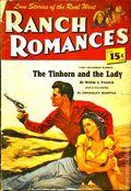 Ranch Romances (1924-1968 Clayton/Warner/Best Books/Literary Enterprises/Popular) Pulp Vol. 149 #1