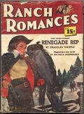 Ranch Romances (1924-1968 Clayton/Warner/Best Books/Literary Enterprises/Popular) Pulp Vol. 150 #4