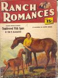 Ranch Romances (1924-1968 Clayton/Warner/Best Books/Literary Enterprises/Popular) Pulp Vol. 151 #1