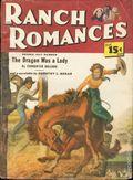 Ranch Romances (1924-1968 Clayton/Warner/Best Books/Literary Enterprises/Popular) Pulp Vol. 153 #2