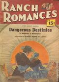 Ranch Romances (1924-1968 Clayton/Warner/Best Books/Literary Enterprises/Popular) Pulp Vol. 153 #3