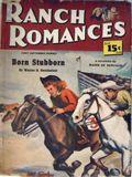 Ranch Romances (1924-1968 Clayton/Warner/Best Books/Literary Enterprises/Popular) Pulp Vol. 154 #1