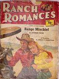 Ranch Romances (1924-1968 Clayton/Warner/Best Books/Literary Enterprises/Popular) Pulp Vol. 155 #1