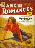 Ranch Romances (1924-1968 Clayton/Warner/Best Books/Literary Enterprises/Popular) Pulp Vol. 156 #2