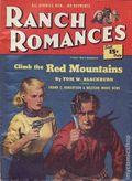Ranch Romances (1924-1968 Clayton/Warner/Best Books/Literary Enterprises/Popular) Pulp Vol. 158 #3