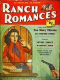 Ranch Romances (1924-1968 Clayton/Warner/Best Books/Literary Enterprises/Popular) Pulp Vol. 159 #1