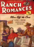 Ranch Romances (1924-1968 Clayton/Warner/Best Books/Literary Enterprises/Popular) Pulp Vol. 160 #1