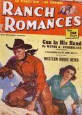 Ranch Romances (1924-1968 Clayton/Warner/Best Books/Literary Enterprises/Popular) Pulp Vol. 162 #2