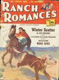 Ranch Romances (1924-1968 Clayton/Warner/Best Books/Literary Enterprises/Popular) Pulp Vol. 163 #1