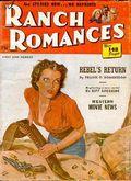 Ranch Romances (1924-1968 Clayton/Warner/Best Books/Literary Enterprises/Popular) Pulp Vol. 165 #3