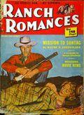 Ranch Romances (1924-1968 Clayton/Warner/Best Books/Literary Enterprises/Popular) Pulp Vol. 165 #4