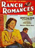 Ranch Romances (1924-1968 Clayton/Warner/Best Books/Literary Enterprises/Popular) Pulp Vol. 166 #1