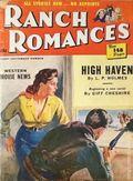 Ranch Romances (1924-1968 Clayton/Warner/Best Books/Literary Enterprises/Popular) Pulp Vol. 167 #1