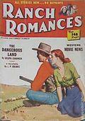 Ranch Romances (1924-1968 Clayton/Warner/Best Books/Literary Enterprises/Popular) Pulp Vol. 167 #2