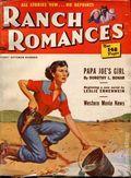 Ranch Romances (1924-1968 Clayton/Warner/Best Books/Literary Enterprises/Popular) Pulp Vol. 167 #4