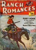 Ranch Romances (1924-1968 Clayton/Warner/Best Books/Literary Enterprises/Popular) Pulp Vol. 168 #2
