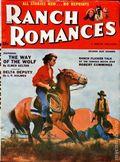 Ranch Romances (1924-1968 Clayton/Warner/Best Books/Literary Enterprises/Popular) Pulp Vol. 178 #4