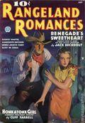 Rangeland Romances (1935-1955 Popular) Pulp Vol. 1 #2